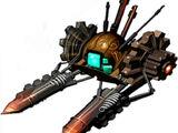 """Dragoon"" Battle Drone"