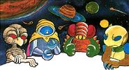 Galactic Federation Artwork M1