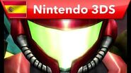 Monster Hunter 4 Ultimate - Tráiler atuendo Metroid (Nintendo 3DS)