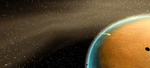 Tallon IV desde el espacio MP