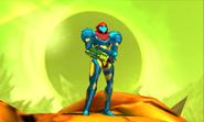 Metroid Samus Returns Fusion Suit