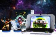 MSR amiibo and 3DS NOA Instagram dimly lit