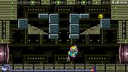 Super Metroid microgame in WarioWare Get It Together 4