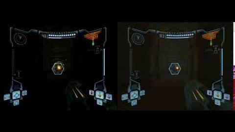 GC vs Wii Artifact Temple