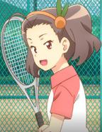 Mika tennis