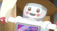 Cherry tomato cultivation robot