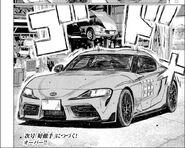 2020 GR Toyota Supra