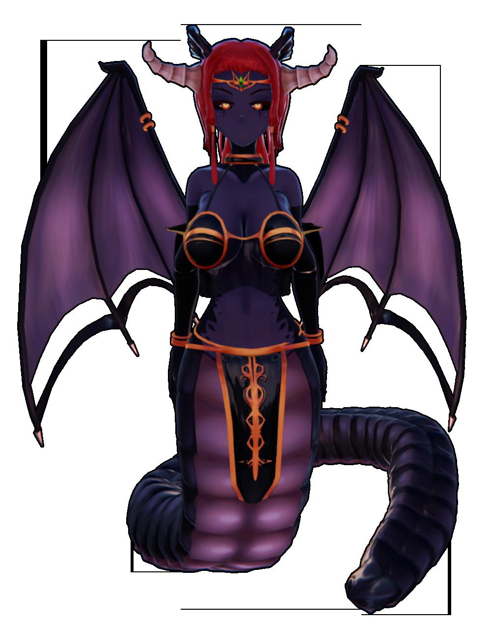 Girl island monster Monster Girl