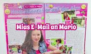 Season 3 magazine - Emails to Mario