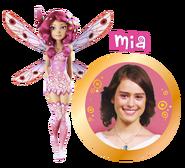 Mia and Me - Mia both forms