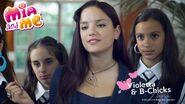 Mia-and-Me-Violetta-and-B-Chicks-wallpaper
