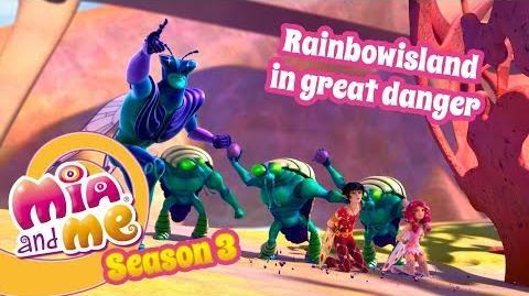 Rainbow island in great danger - Mia And Me - Season 3