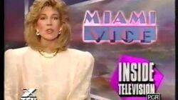 Entertainment Tonight- Miami Vice Finale (1989)