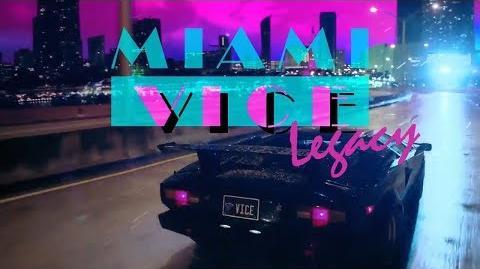 Miami VICE Legacy teaser; Vin Diesel reboot on NBC, Miami HEAT VICE Nights