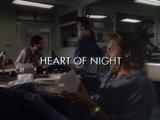 Heart of Night