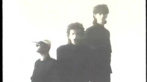Love and Rockets - Yin and Yang and the Flowerpot Man