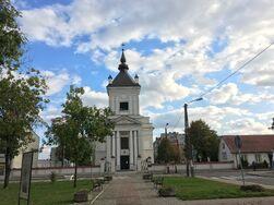 Kościół św. Katarzyny w Dobrzyniu nad Drwęcą