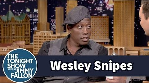 Wesley Snipes Acted as Michael Jackson's Harlem Bodyguard