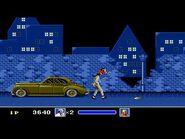 Michael Jackson's Moonwalker Sega Genesis Gameplay
