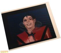 Back-To-The-Future-2-Prop-Large-Ronald-Reagan-Michael-Jackson-Cafe-80-s-Translight-Simulacrum-Images-1