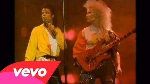 Michael Jackson - Come Together (Michael Jackson's Vision)