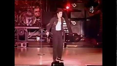 Michael Jackson - Bad - Live DWT Munich 1992