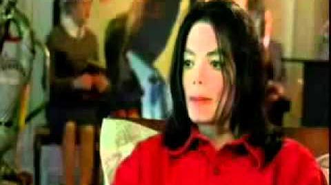 "Michael Jackson Documentary ""living with michael jackson"""