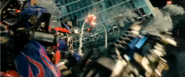 Optimus Prime's Charged Missiles DOTM