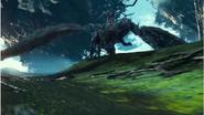 Dragonsorm and Optimus Prime TLK