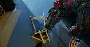 Optimus Prime TLK Shot Gun
