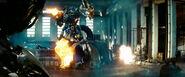 Optimus Weapon's Ion Blaster