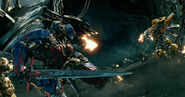 Optimus (AOE-TLK) Weapon's Shield Cannons