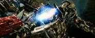 MEgatron Loses His Face ROTF