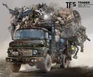 Transformers tlk daytrader alt mode concept by optimushunter29 dea5lwt-pre