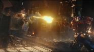 Optimus Prime Basic Gun BTM