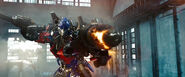 Optimus Weapon's Barrage Cannons