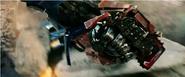 Optimus Prime's Brass Knuckles DOTM