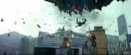 Optimus Prime Shield Cannon AOE