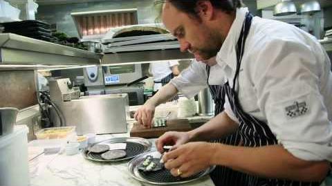 Inside The Ledbury with Brett Graham, Head Chef at the Two Michelin-Star Restaurant