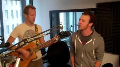 """""""Last Resort (Acoustic)"""" - AG Silver on Local Spins Live"""