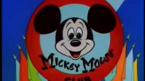 Mickey Mouse Club Intro