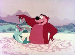 Humphrey and fish.jpeg