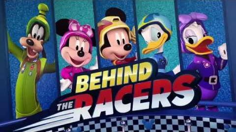 Mickey And The Roadster Racers - ESPN Behind The Racers-1