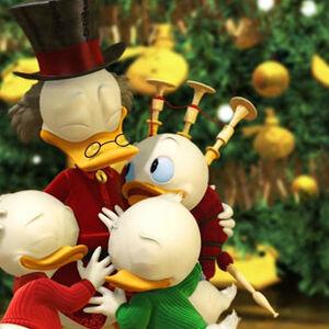 Mickey S Twice Upon A Christmas Mickey And Friends Wiki Fandom