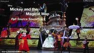 Mickey and the Magical Map FULL Source Soundtrack