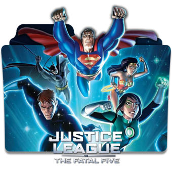 Category Justice League Vs The Fatal Five 2019 Animated Movie Microheroes Dc Wiki Fandom