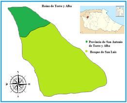 Reino de torre y Alba y provincia de san antonio.png
