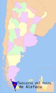 Mapa Reino de Alefacu