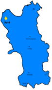 Map of helartia