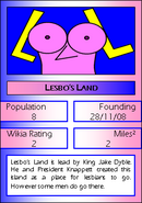 Lesbo's Land
